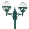 Elstead Bologna B6 ART.363 Outdoor Twin Lamp Post